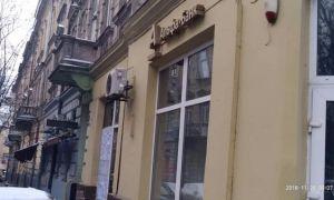 Во Львове подожгли два отделения «Альфа-Банка» (фото, видео)